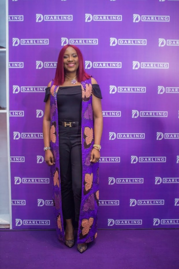 Ibironke Ugbaja (General Marketing Manager, Dry Hair)
