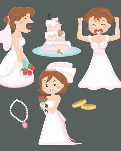 Coping With the Stress of Wedding Planning
