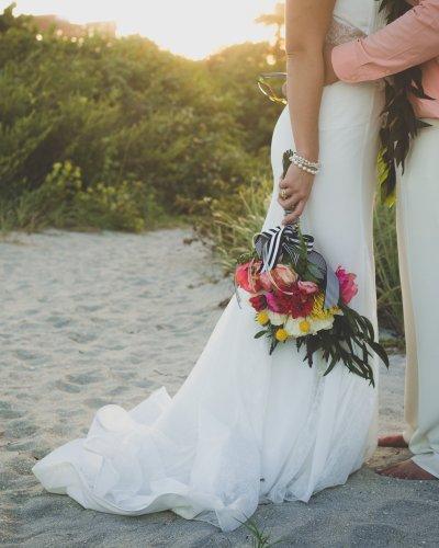 Hawaiian Themed Wedding | Fort Lauderdale