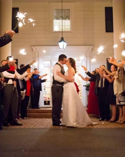 High grove Estate Wedding | Emily & Michael