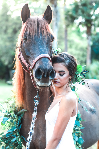 Equestrian Wedding