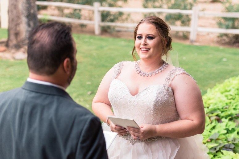 Intimate Wedding Vows