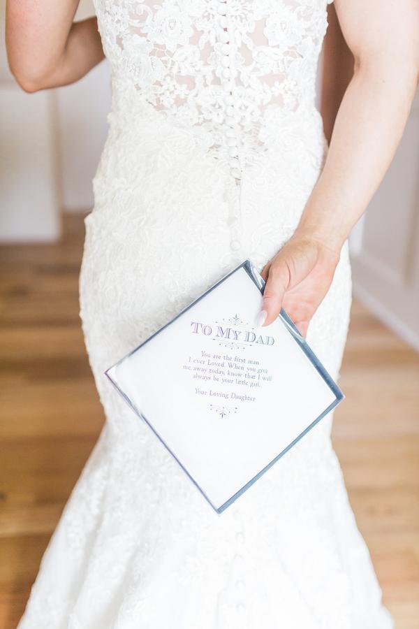 Trumpet style wedding dress