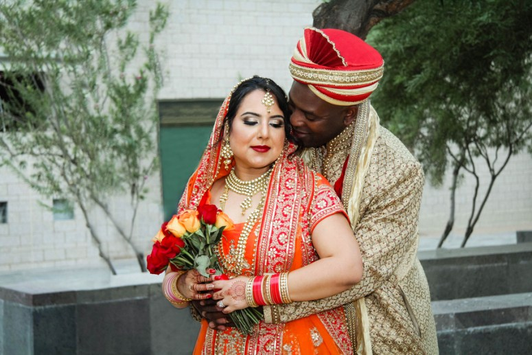 multicultural wedding styled shoot