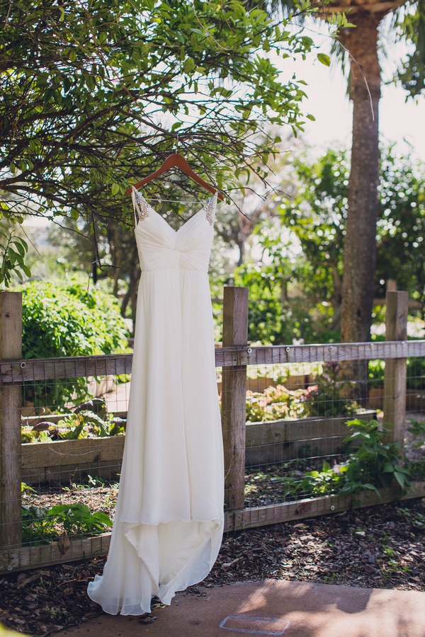 hayley paige wedding gown with jeweled straps