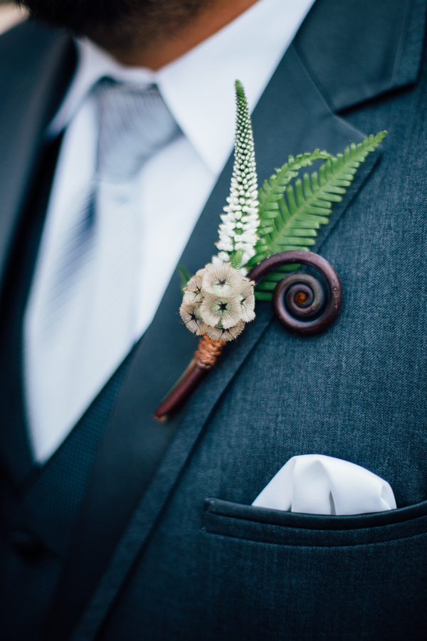 unique boutonnieres for grooms, gay wedding ideas, gay wedding planning