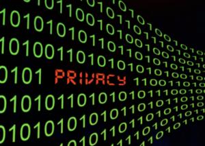 digital privacy graphic