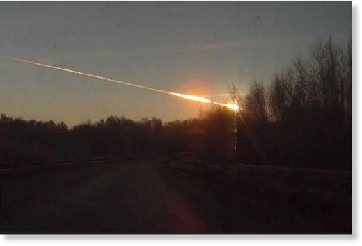 Chelyabinsk Meteoroid tracked back to the Apollo asteroid