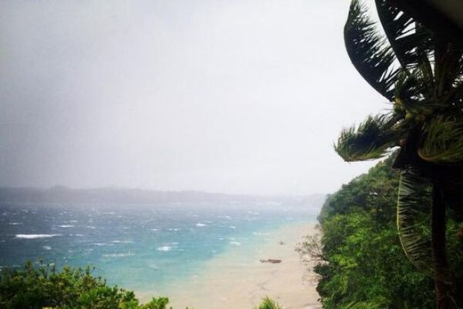 Cyclone Ian tonga