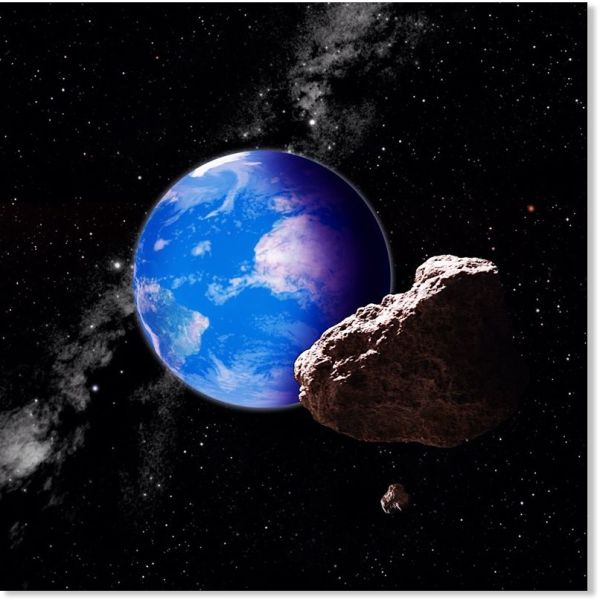 Near-Earth objects - Asteroid close approaches for January ...