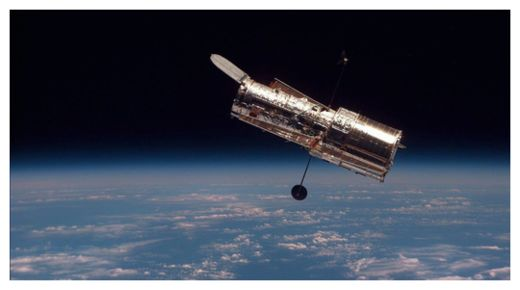 Hubble telescope spots mysterious space objects -- Science ...