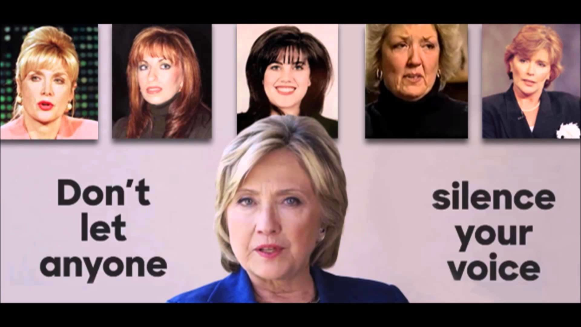 Video New Bill Clinton Sexual Assault Accuser Goes Public