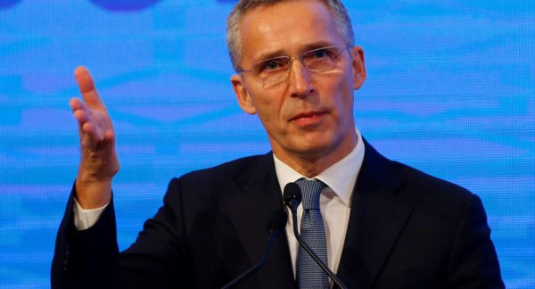 NATO chief Stoltenberg claims cyber attacks could trigger ...
