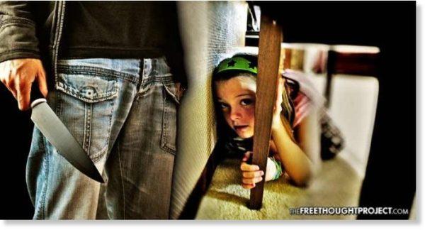 Disturbing school drill held children hostage by school ...