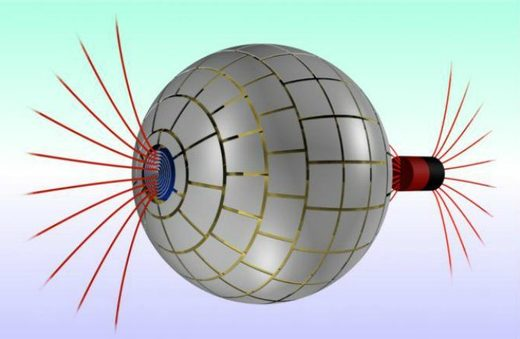 magnetic wormhole