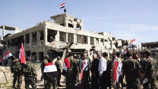 Eastern Ghouta liberated