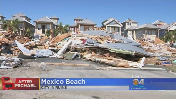 Hurricane Michael's death toll stands at 14 after ...