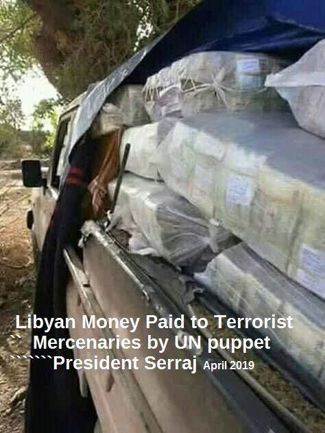 teroristi z Líbye