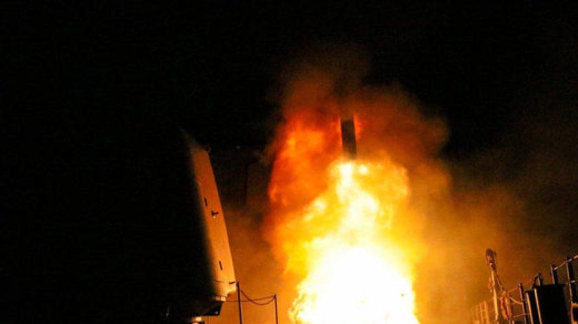 Americká raketa námorníctva