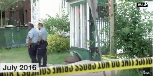 seth rich crime scene