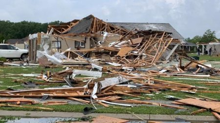WATCH: Deadly Tornadoes That Hit Southern U.S. on Easter Sunday Cause 'Catastrophic' Damage, Claim Lives