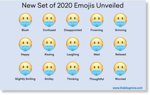 covid emoji