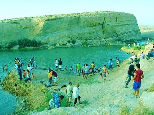 Gafsa lake1