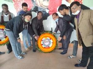 চাঁপাইনবাবগঞ্জে শহীদ বুদ্ধিজীবী দিবস পালিত