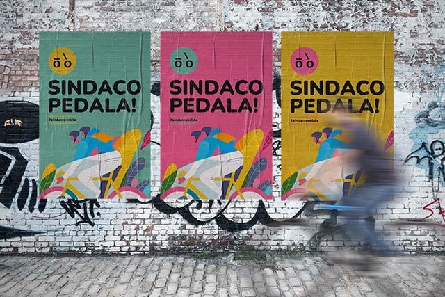 Sindaco Pedala! Sottosopra bike friendly