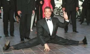 Full contact... Do it like Van Damme! ©TheGuardian2008