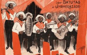 Les Batutas, groupe de choro (et samba) qui a fait connaître ce rythme en France au début du XXe siècle ©ukelele.fr
