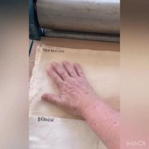 Como usar lonas diferentes para abrir placas com Cris Couto