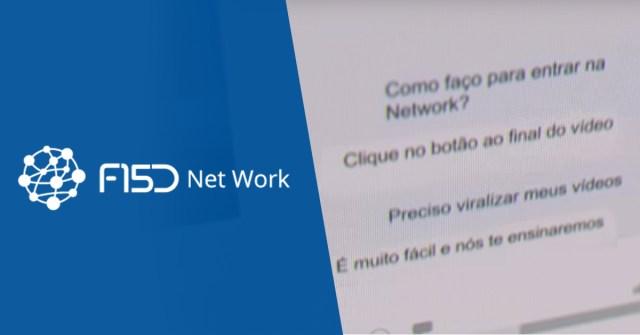 Conheça o F15d Net Work!
