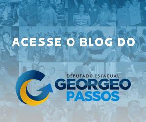 Acesse o blog do Deputado Georgeo Pasos