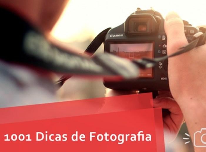 Confira 1001 Dicas de Fotografia