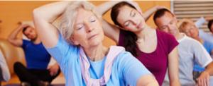 Exercícios para o alivio da fibromialgia