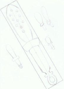 魔術武器 ナイフ候補1