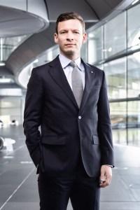 1 McLaren Commercial Executive Director