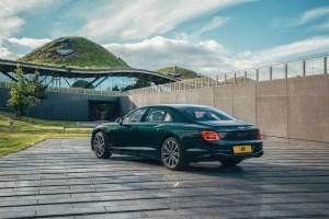 2 - Bentley Flying Spur Hybrid