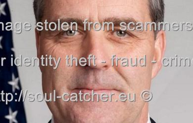 Lt. Gen. Douglas E. Lute (Retired) image abused by Scammers