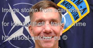 Lt. Gen. William B. Caldwell image abused by Scammers