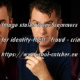 Model Mark J. Paynter images abused by Scammers