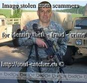 FAKE - Staff Sergeant Billy G Massingale