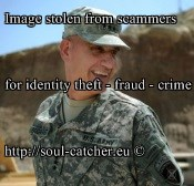 Gen. David M. Rodriguez image abused by Scammers