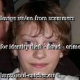 Alleged-Child-19 image abused by Scammers