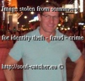 Real Name Unknown 43 image abused by Scammers