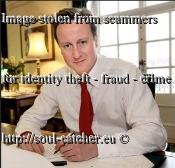 ORIGINAL - Politician David Cameron