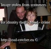 Real Name Unknown 12 image abused by Scammers
