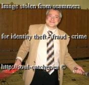 Real Name Unknown 9 image abused by Scammers