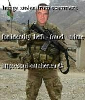 FAKE - Sergeant Michael C Cable RIP